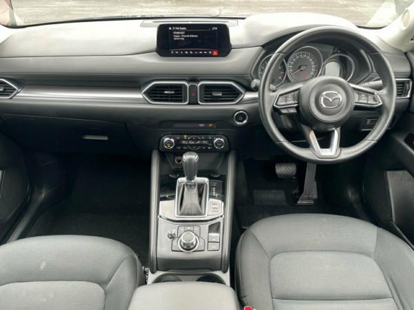 2017 Mazda CX-5 KE1072 Maxx SKYACTIV-Drive FWD Sport Suv Image 5