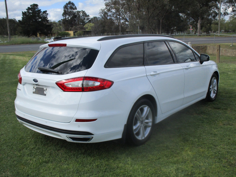 2016 Ford Mondeo MD AMBIENTE Wagon Image 6