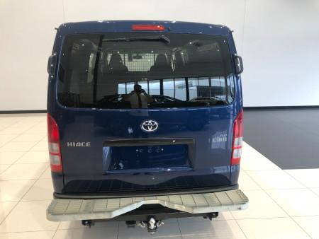 2017 Toyota Hiace TRH201R Lwb van Image 5
