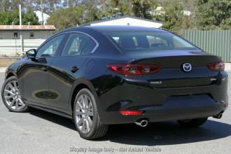 2021 Mazda 3 BP2SLA G25 SKYACTIV-Drive GT Sedan Image 3