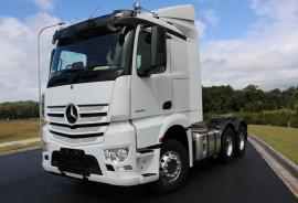 Mercedes-Benz Actros  2658 PRIME MOVER  ACTROS 6X4 2658 PRIME MOVER