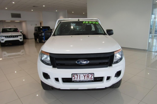 2014 Ford Ranger PX XL Utility Image 2