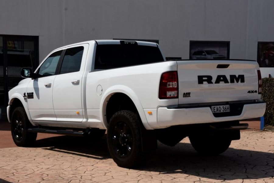 2018 Dodge ram 2500 MY18 Laramie Utility
