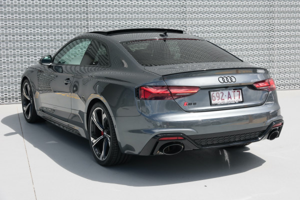 2020 Audi S5 RS 5 2.9L TFSI 331kW Tiptronic Quattro Coupe