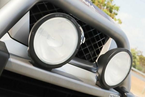 2014 Nissan Navara D40 S7 Titanium Utility Image 2