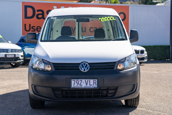 2014 MY15 Volkswagen Caddy 2KN  TSI160 Van Image 4