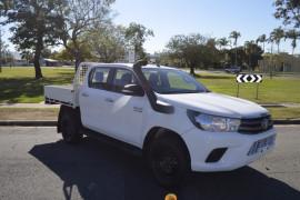 Toyota HiLux CC GU