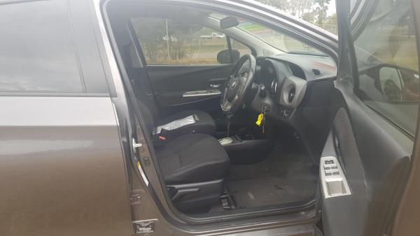 2016 Toyota Yaris NCP131R SX Hatch