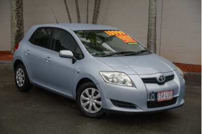 2009 Toyota Corolla ZRE152R MY10 Ascent Hatchback Image 2