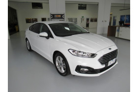 2019 MY19.5 Ford Mondeo MD 2019.5MY AMBIENTE Hatchback Image 4