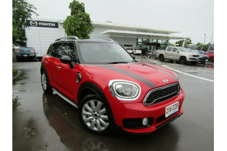 Mini Countryman Cooper S Steptronic F60
