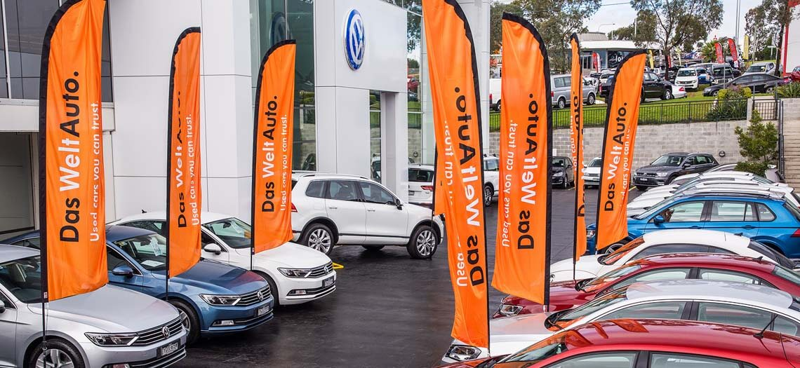 Castle Hill Volkswagen Pre-Owned Department