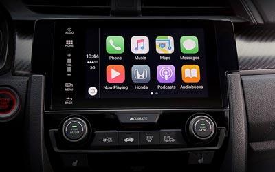 Civic Hatch Next Generation Tech