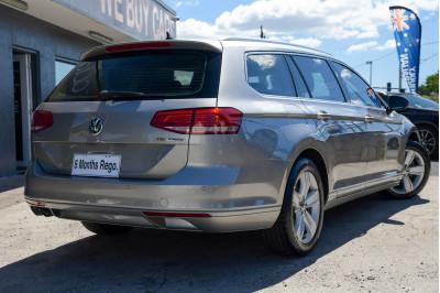 2016 Volkswagen Passat B8 MY16 132TSI Wagon Image 4