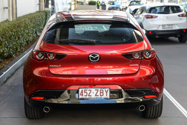 2019 Mazda 3 BP G25 Evolve Hatch Hatch Image 4