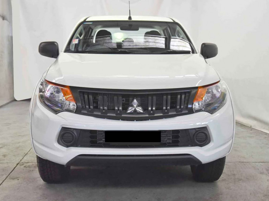 2018 Mitsubishi Triton MQ GLX Plus Double Cab Pick Up 4WD Utility