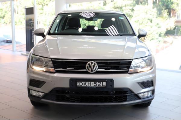 2016 MY17 Volkswagen Tiguan 5N 132TSI Suv Image 4