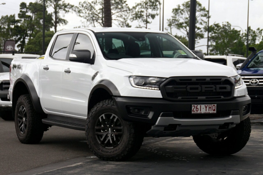2018 MYor Ford Ranger PX MkIII Raptor Double Cab Pick Up Utility