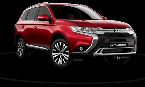 2020 Mitsubishi Outlander ZL LS Suv