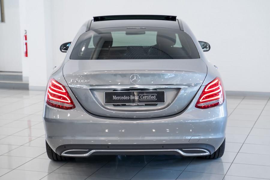 2016 Mercedes-Benz C-class C200 d