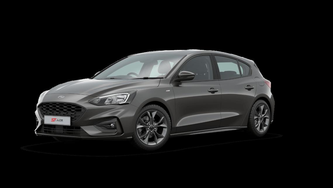 2019 MY20.25 Ford Focus SA ST-Line Hatch Hatchback Image 7