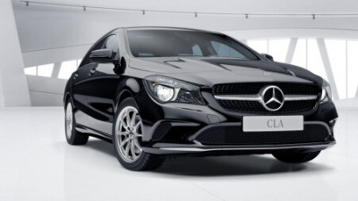 New Mercedes-Benz CLA Shooting Brake
