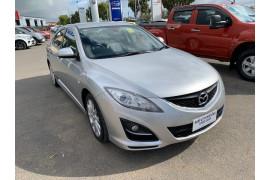 2011 MY12 Mazda 6 GH1052 MY12 TOURING Sedan Image 2