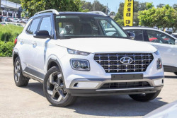 Hyundai Venue Elite (Black Interior) QX MY20