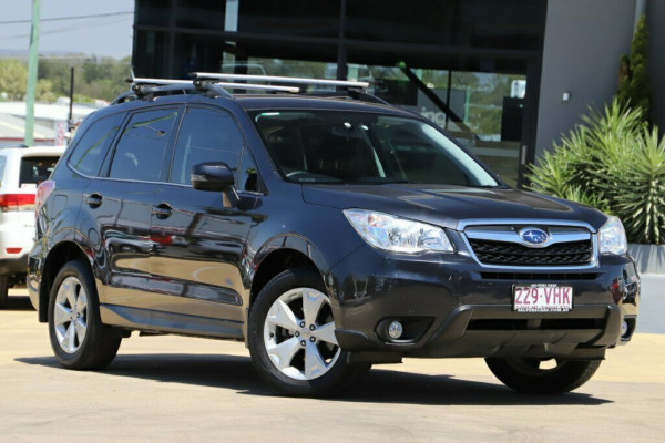 Subaru Forester 2.5i-L Lineartronic AWD S4 MY14