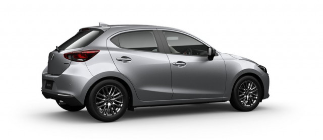 2020 Mazda 2 DJ Series G15 Evolve Hatchback Mobile Image 11