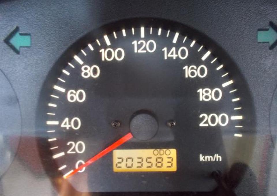 2003 MY02 Mitsubishi Mirage CE  Hatchback