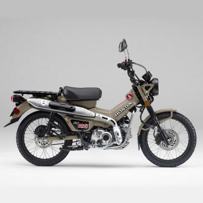 New Honda CT125