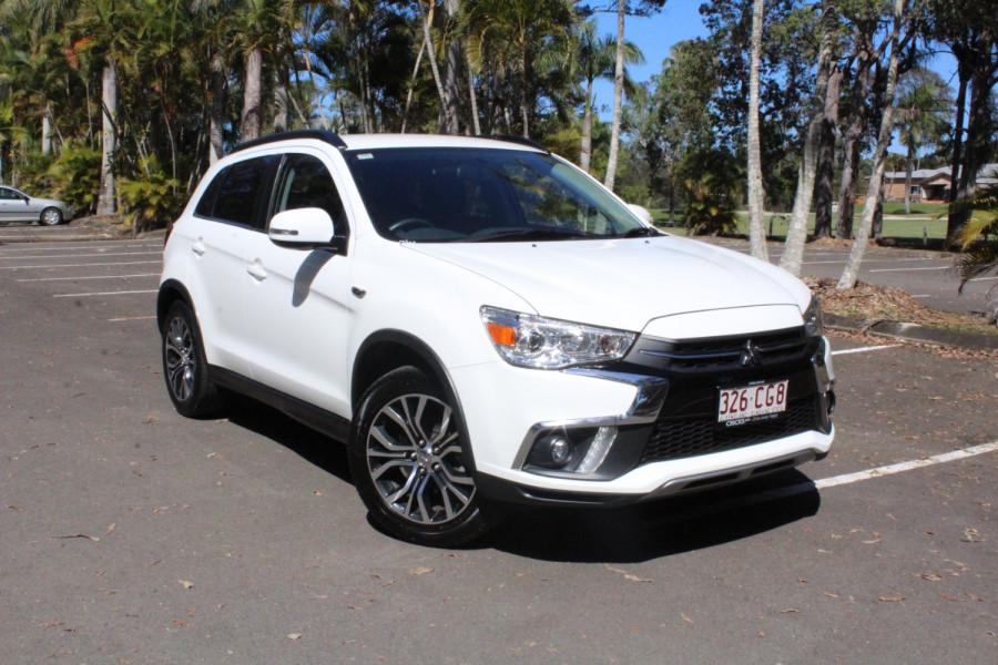 2017 MY18 Mitsubishi ASX XC  LS Suv