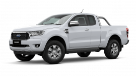 2020 MY21.25 Ford Ranger PX MkIII XLT Super Cab Utility image 8