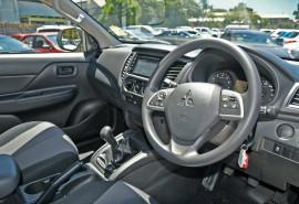 2018 MY19 Mitsubishi Triton MR GLX Single Cab Chassis 2WD Cab chassis