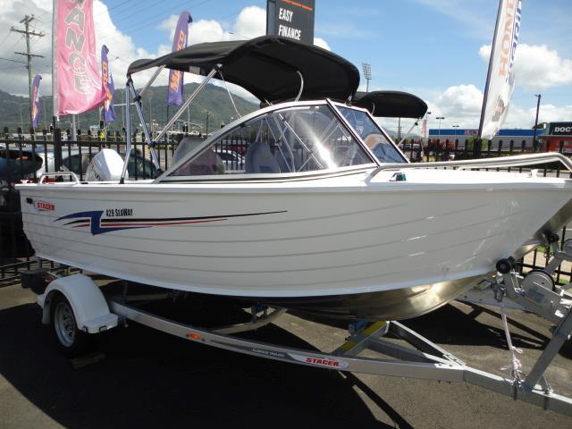 0000 Stacer Stacer Boat