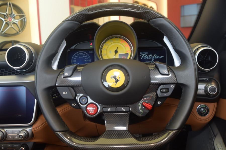 2018 Ferrari Portofino Convertible Mobile Image 11