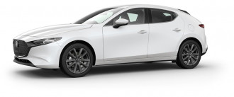 2021 Mazda 3 BP G20 Touring Hatchback image 23