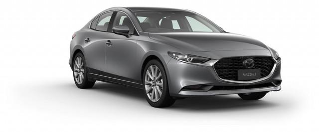 2021 Mazda 3 BP G20 Evolve Sedan Sedan Mobile Image 6