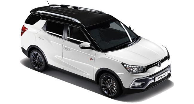 Tivoli XLV Medium SUV Ultimate