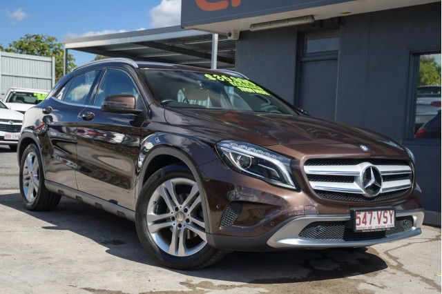 2015 Mercedes-Benz Gla-class X156 GLA200 CDI Wagon