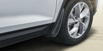 Front and Rear Mud Flaps