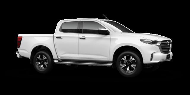 2020 MY21 Mazda BT-50 TF GT 4x4 Pickup Utility Mobile Image 8