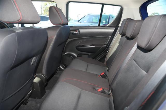 2012 Suzuki Swift FZ Sport Hatchback Image 10