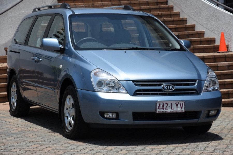 2009 MY07 Kia Grand Carnival VQ EXE Wagon
