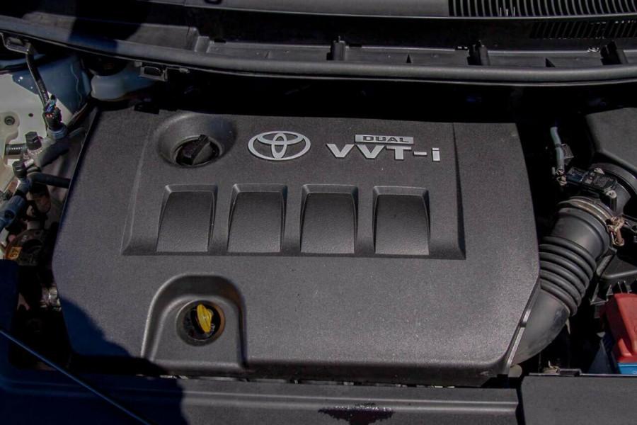 2007 Toyota Corolla ZRE152R Ascent Hatchback Image 18