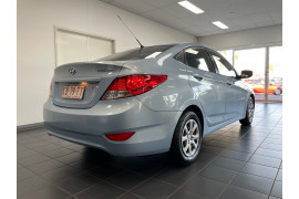 2012 Hyundai Accent RB Active Sedan Image 5
