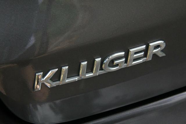 2016 Toyota Kluger GSU50R GX 2WD Wagon