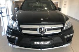 2015 Mercedes-Benz Gl-class X166 GL350 BlueTEC Wagon Image 2