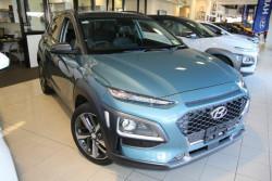 Hyundai Kona OS